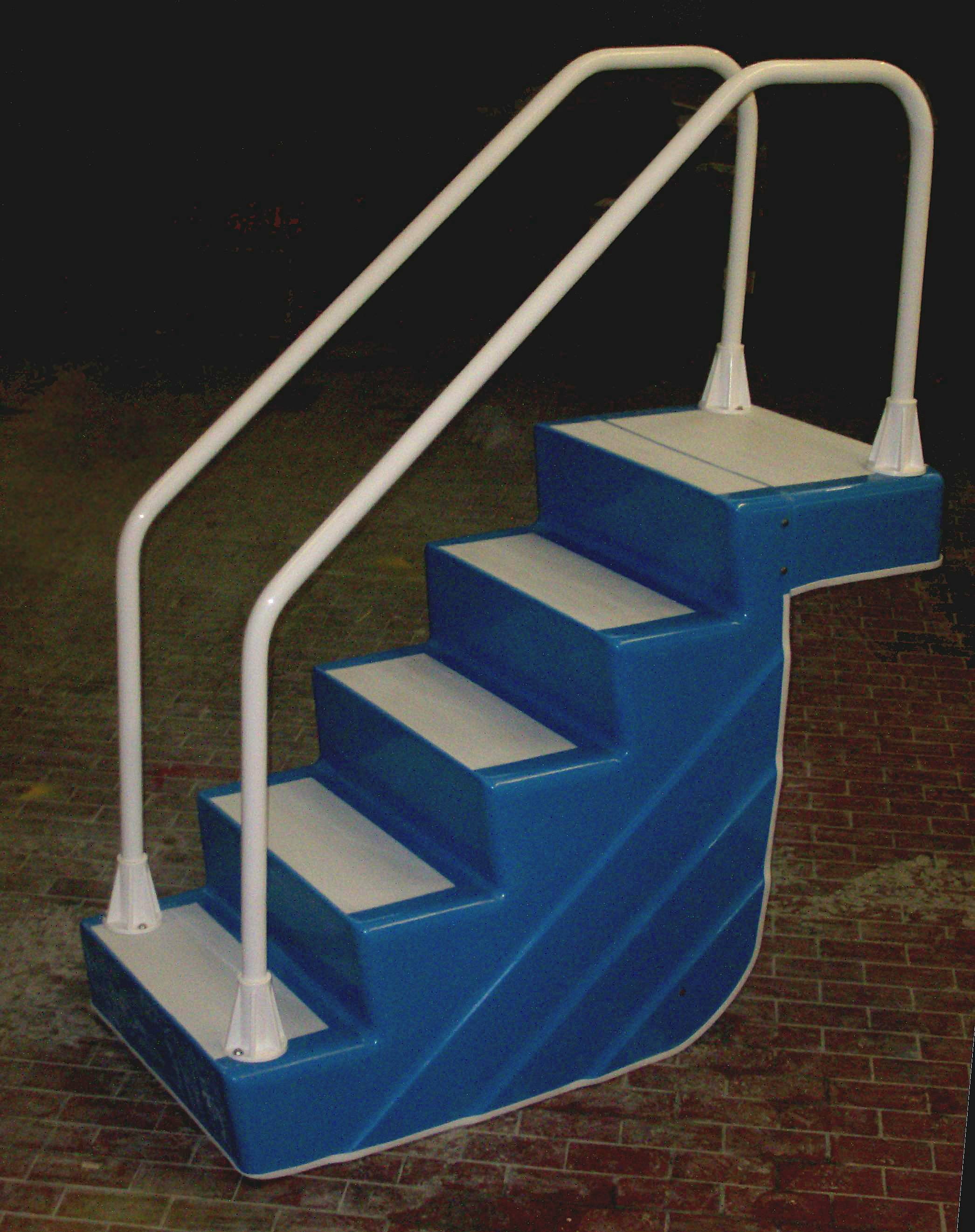Easystair - Removable swimming pool handrails ...